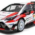 Toyota presenta su equipo para el WRC 2017