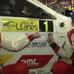 El equipo Mitsubishi deja el Nacional de Asfalto