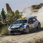 El ERC se promueve… promoviendo a jóvenes pilotos en su camino al WRC