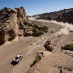 Dakar: Peugeot pone tierra de por medio
