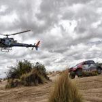 Nani Roma alcanza el podio del Dakar. Ahora toca mantenerlo