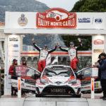 Yaris WRC: de la agitación previa al éxito inicial
