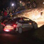 Vídeo, primera etapa del Rally Montecarlo 2017