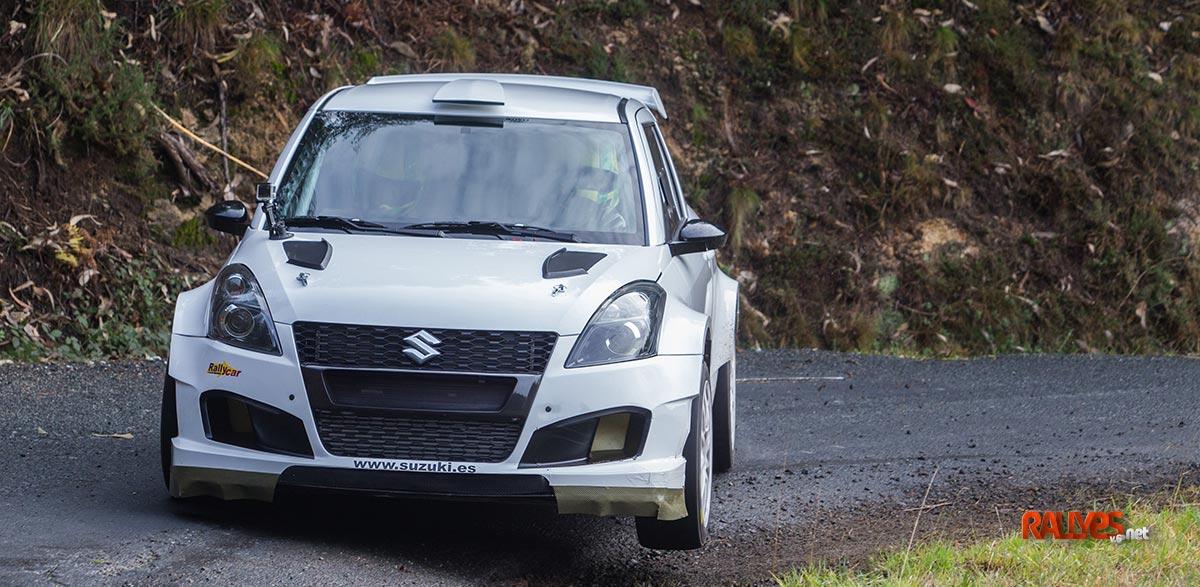 """Juan López Frade: """"Suzuki invita a cualquiera de los pilotos de R5 que tenga miedo al N5 a participar en un rallye del CERA con un Swift R+"""""""