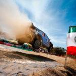 Así es el Rallye de México