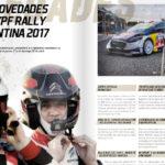 El programa oficial del Rallye de Argentina, gratis aquí