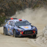 Hyundai se pone como objetivo enlazar victorias después de la de Córcega