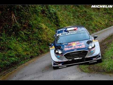 Vídeo, shakedown del Rally Tour de Corse 2017