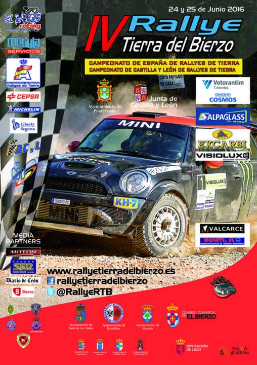"""Organización Rallye Tierra del Bierzo: """"La Comisión Delegada no se ha reunido aún para sacar la prueba del calendario"""""""