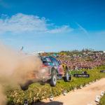 Las mejores fotos del Rallye de Portugal 2017