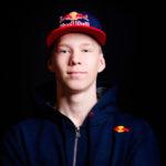 Kalle Rovanpera, patrocinado por Red Bull. Y si la bebida energética le apoya…