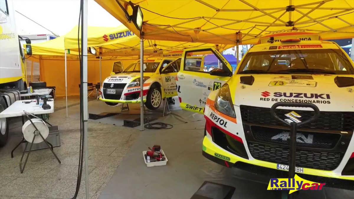 Vídeo: 41 Rally Islas Canarias, 1ª etapa