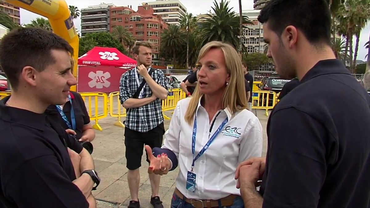 Vídeo: Españoles en el ERC Junior Experience