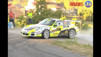 50 Rallye de Ourense, primera etapa
