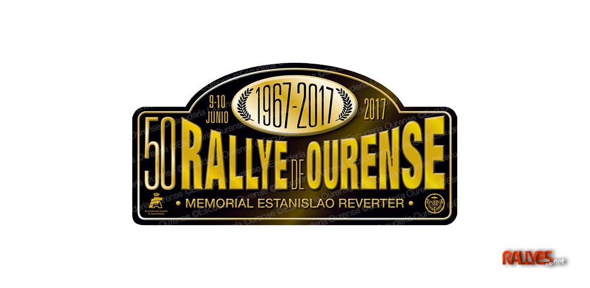 50 Rallye de Ourense: récord de inscritos, actos vandálicos… para una edición especial