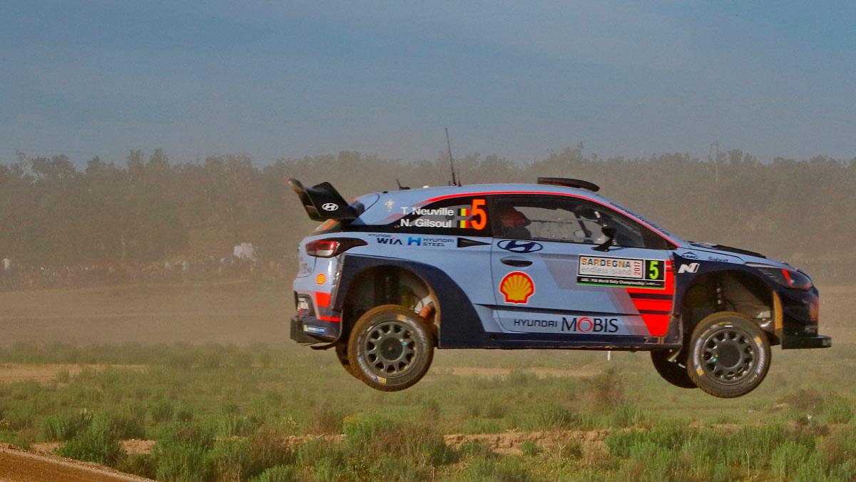Por estas razones Neuville no da por perdido el WRC 2017