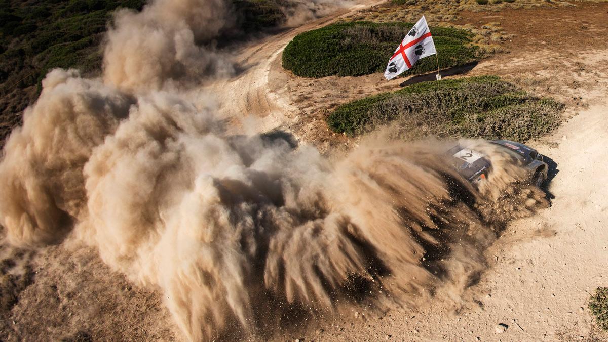 Las mejores fotos del Rallye de Cerdeña