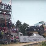 Los mejores vídeos del Rallye de Cerdeña… 2016. Para ir abriendo boca
