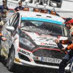 Solans, campeón de WRC3