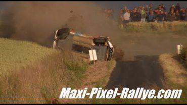 El accidente de Thierry Neuville en el Rallye de Ypres