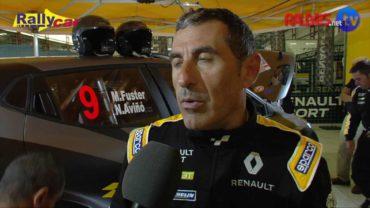48 Rallye de Ferrol, primer día…un shakedown, una ceremonia y muchas valoraciones