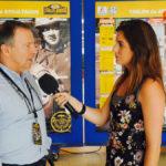 Entrevista con el jefe de médicos del Rallye de Ourense