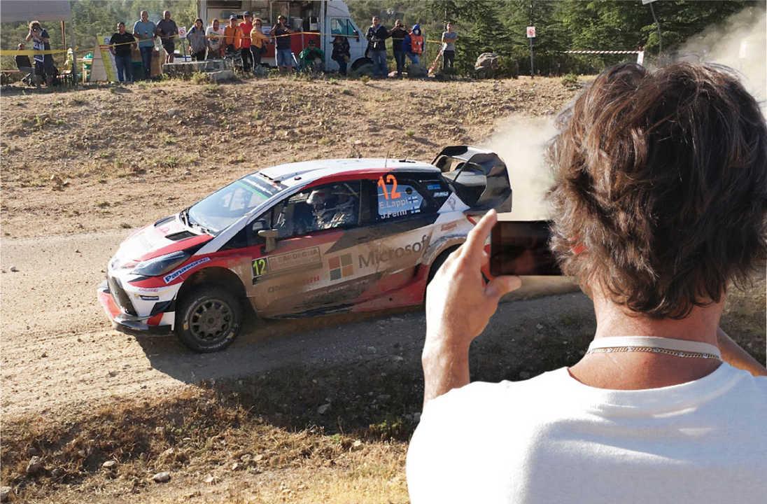 Otra forma de vivir el WRC en Finlandia gracias a Toyota Gazoo Racing