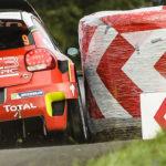 El Citroën C3 WRC se arriesga en su desarrollo del año que viene