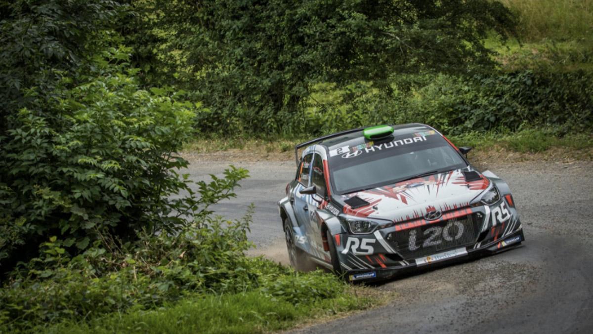 Hyundai busca pilotos para el WRC