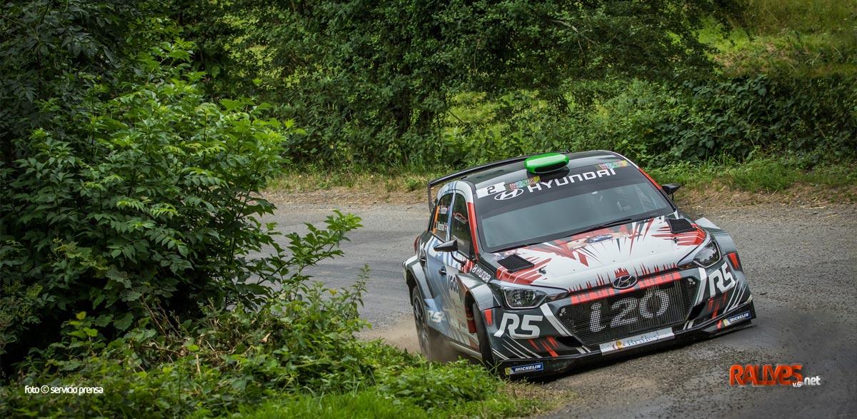 Hyundai busca nuevos talentos para el WRC
