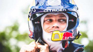 Citroen WRC – Rally Adac Alemania – Andreas Mikkelsen
