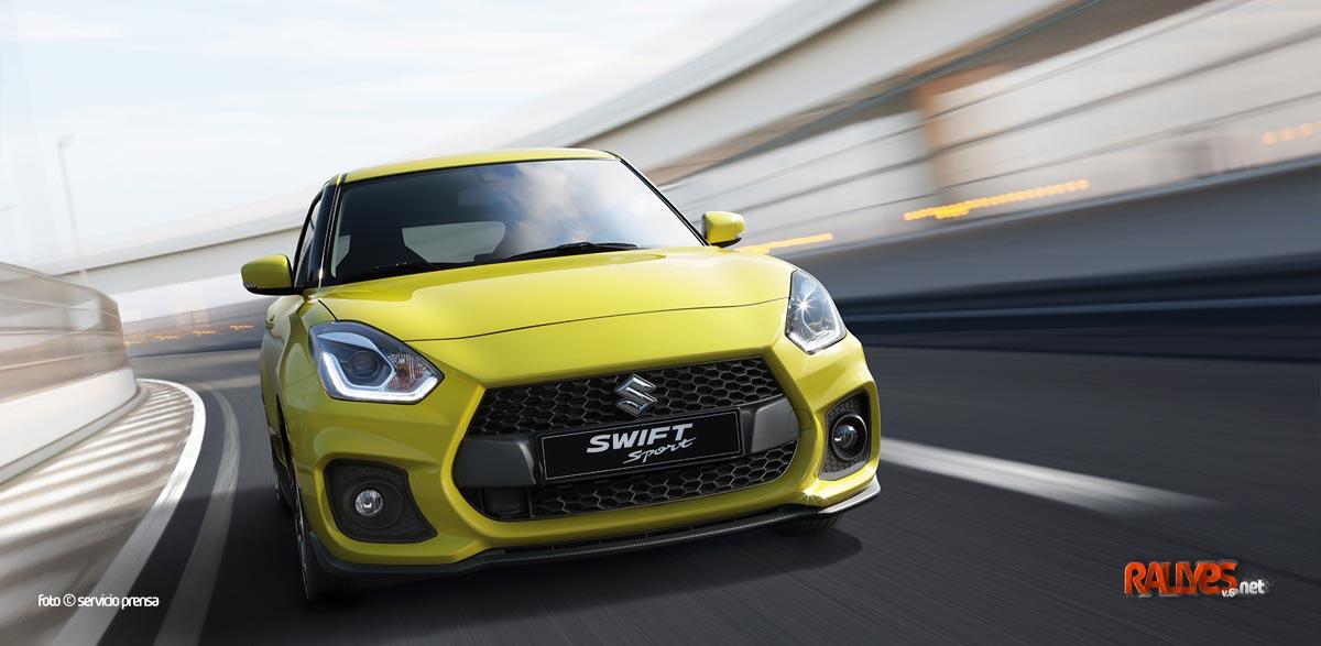 La Copa Suzuki Swift estrenará el nuevo Swift Sport en 2019