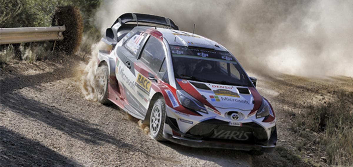 Jari-Matti Latvala: «En los últimos rallyes hemos tenido algunos problemas técnicos»