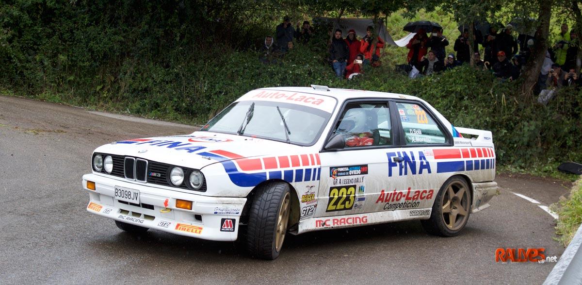 Dani Solá 54 Rallye Princesa de Asturias