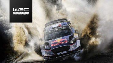 Dos vídeos del Rallye de Gales 2017