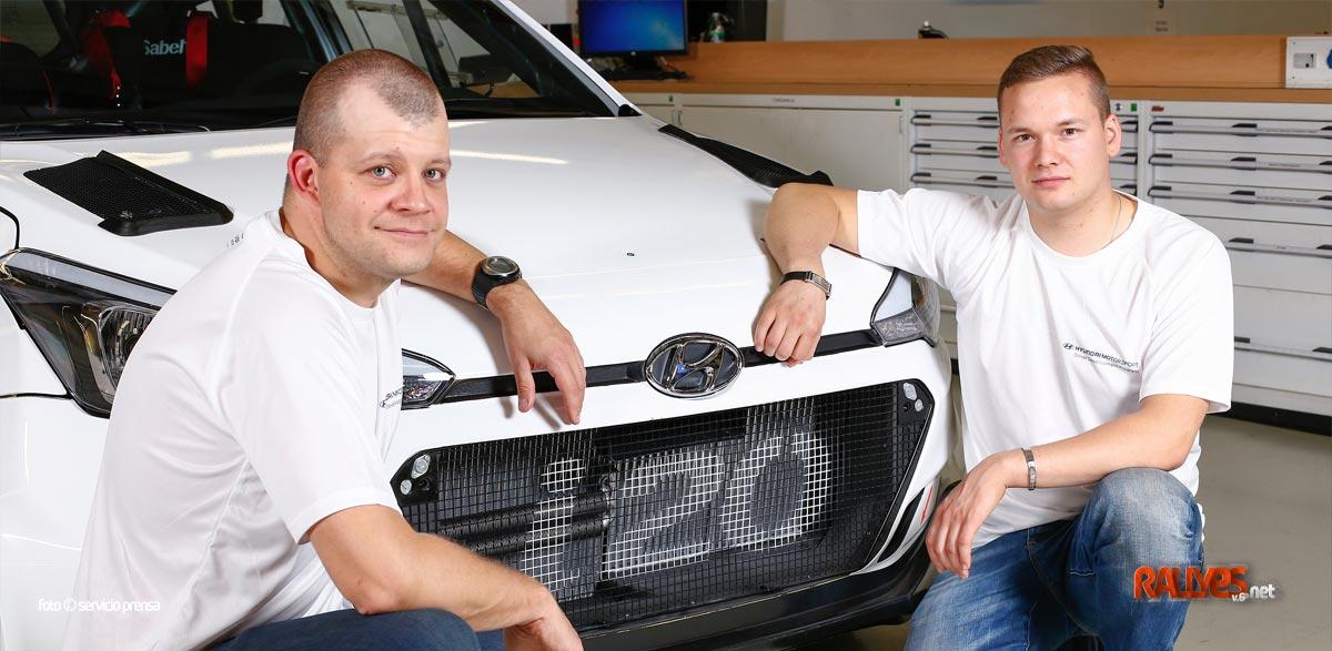 Sarrazin Motorsport gestionará el programa HMDP de Hyundai