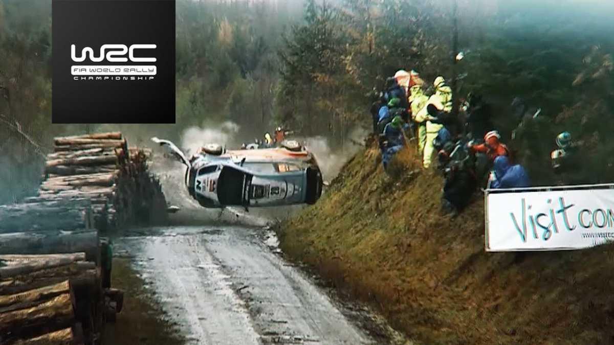 """""""El Rallye de Gales salvó mi vida"""""""