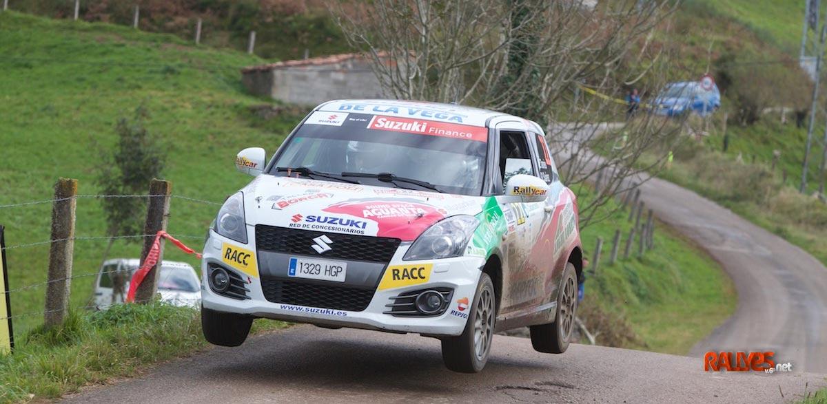 La Copa Suzuki Swift se decidirá en el Rallye de Madrid