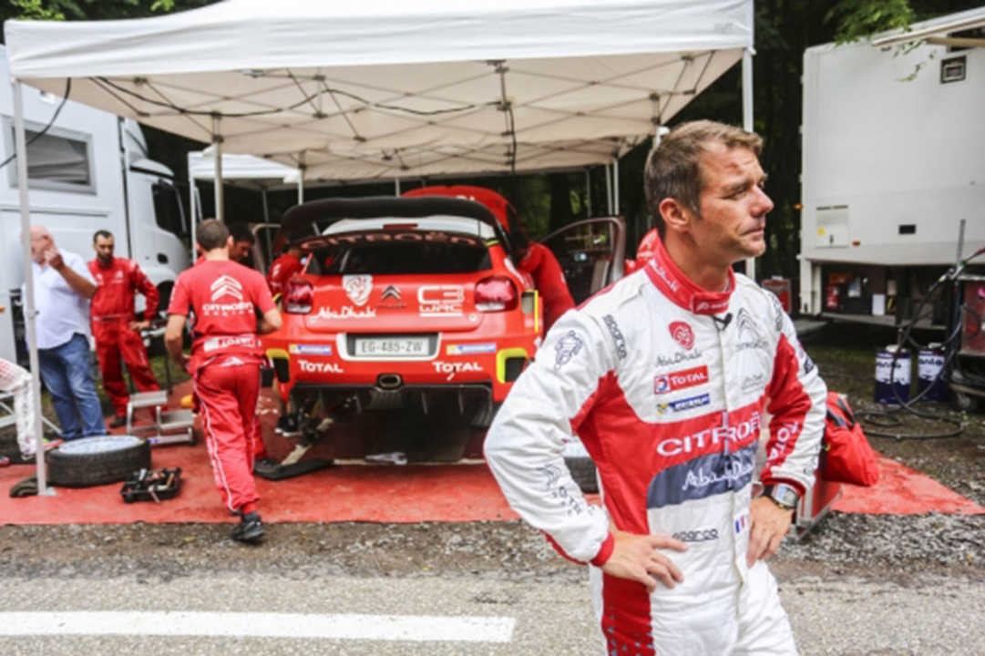 Sebastien Loeb: «No me quedaba ninguna opción de seguir en el grupo PSA»