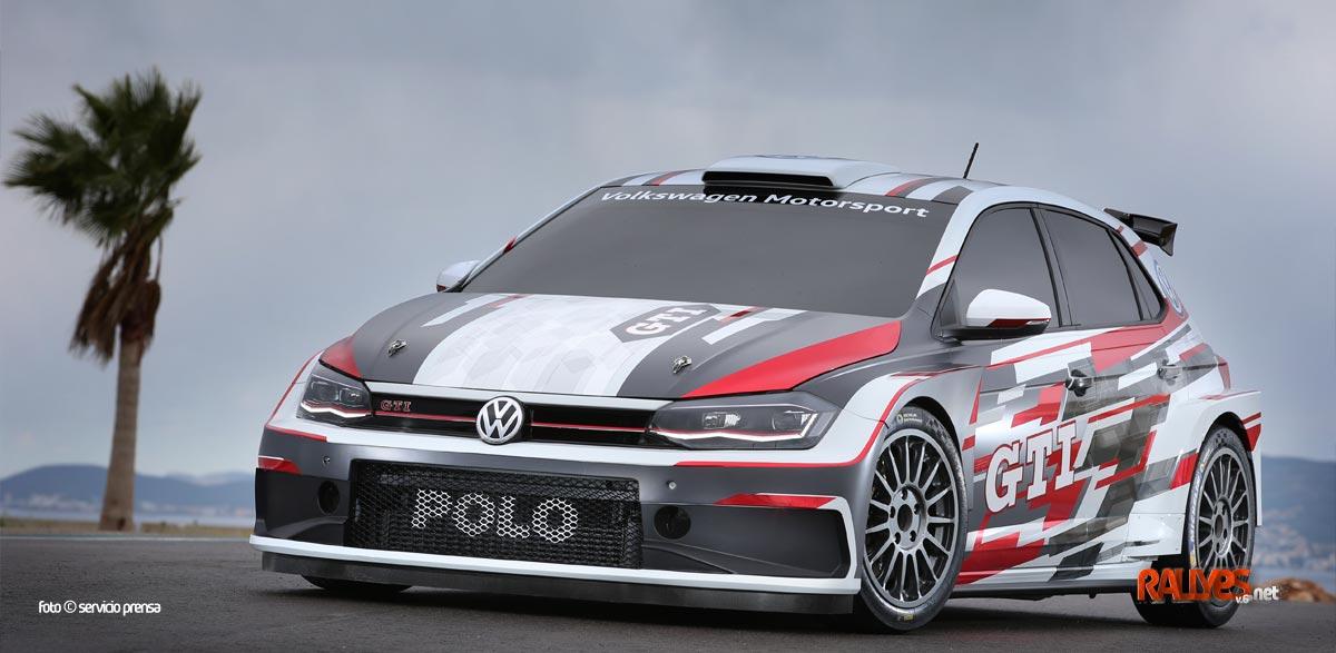 Volkswagen presenta el Polo R5