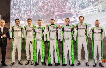 Skoda WRC2 2018