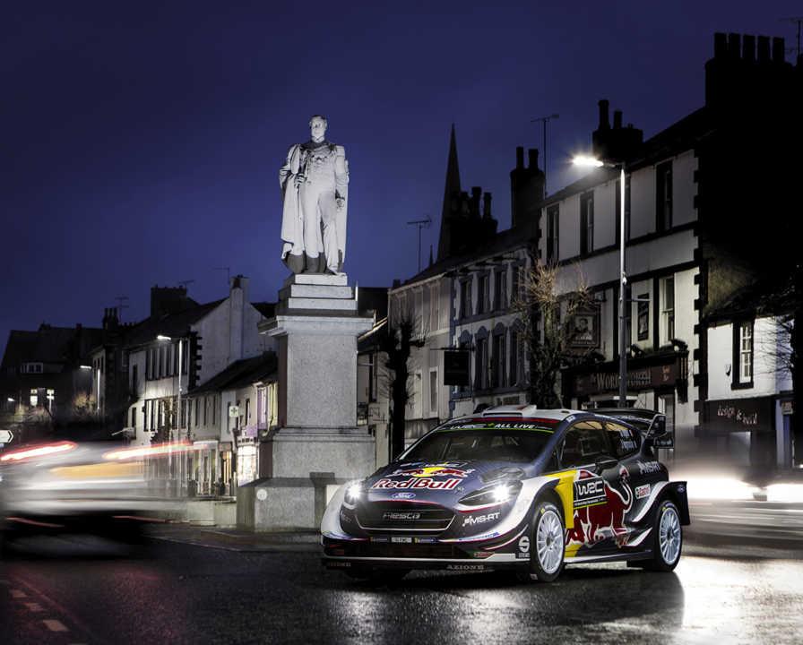 Ford Motorsport apoyará económica y técnicamente a M-Sport en el WRC 2018