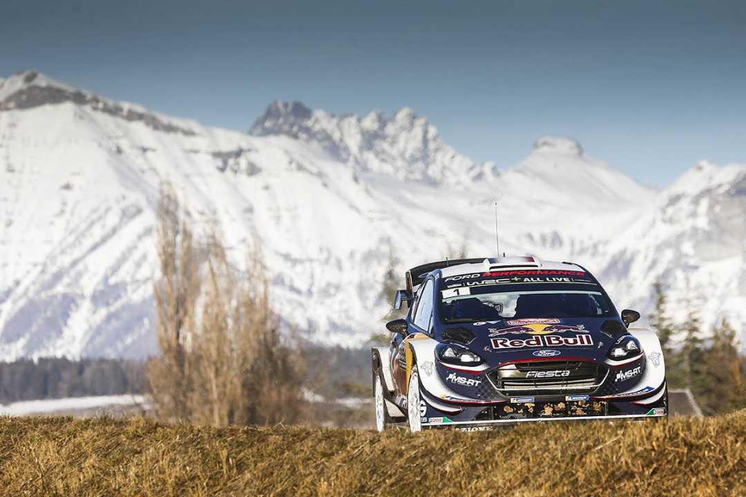 Rallye de Suecia: 6 Fiesta WRC, 5 Fiesta R5 de la categoría WRC2 y 14 Fiesta R2 de la categoría WRC3