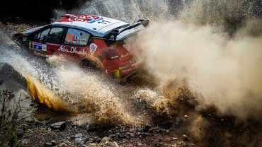 Sebastien Loeb (Citroân C3 WRC)-Rally de MÇxico-S†bado (1)