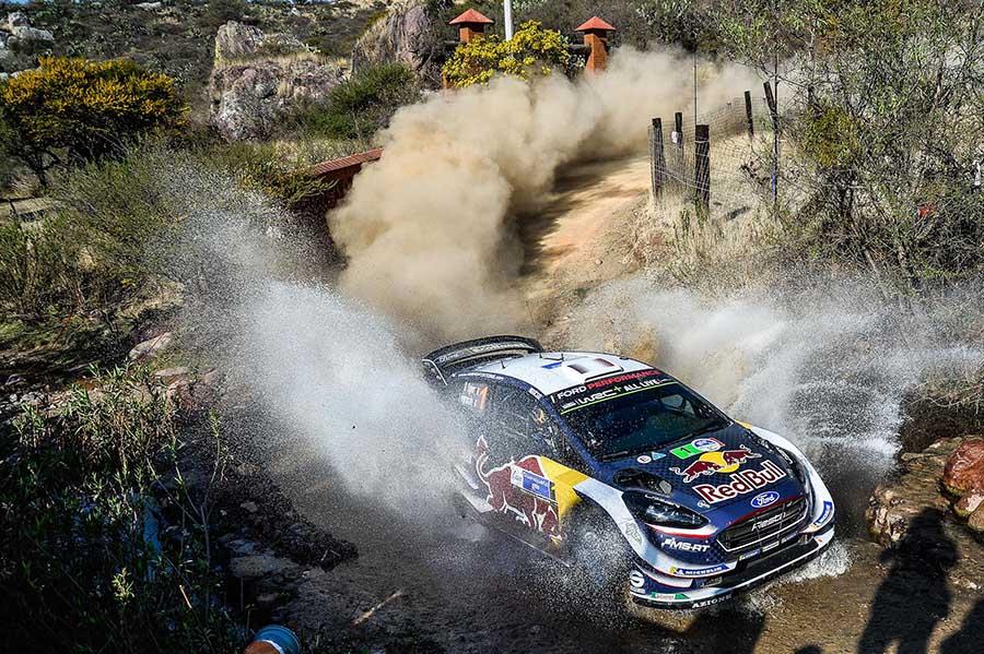 """Sébastien Ogier: """"Un buen resultado depende de un compromiso entre velocidad y resistencia"""""""