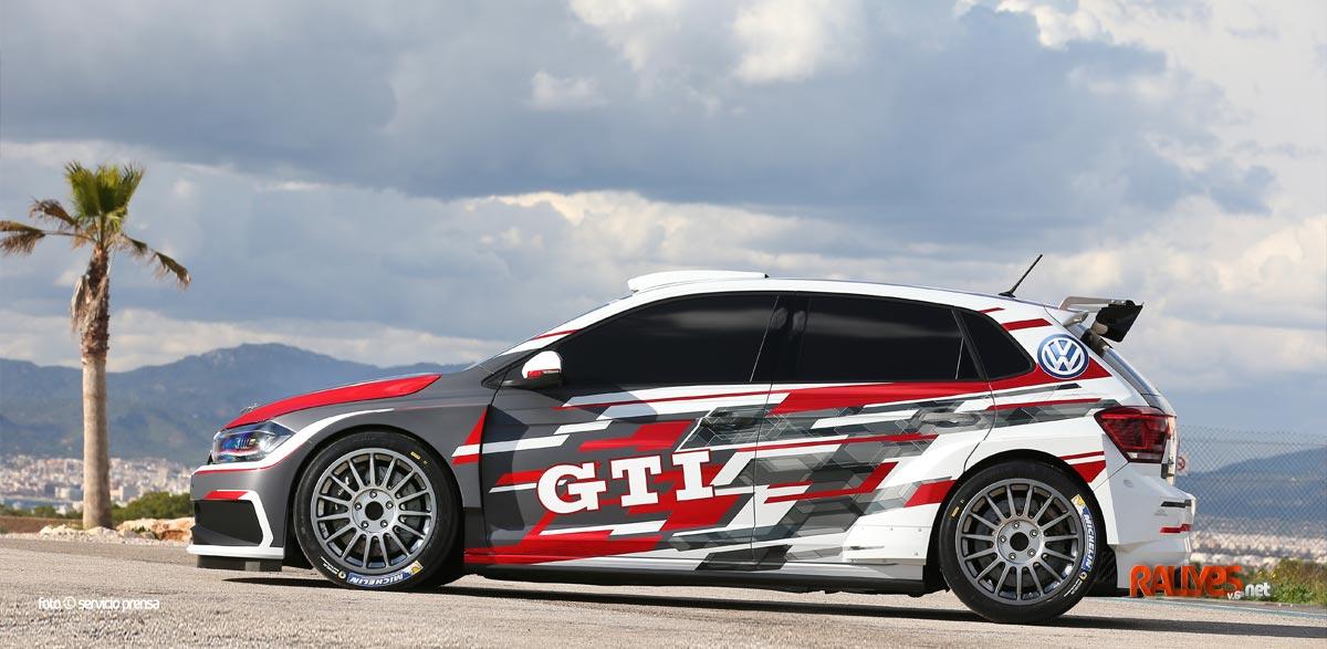 El Polo R5 debutará en el RallyRACC