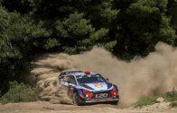 36 Rallye Sierra Morena – primera etapa
