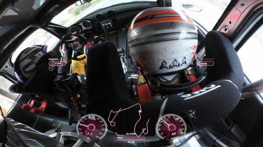 Onboard 360 en el nuevo Suzuki Swift Sport R+
