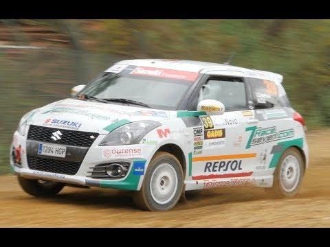 Rally Terra da Auga – Copa Suzuki Swift Junior (Beca U25)
