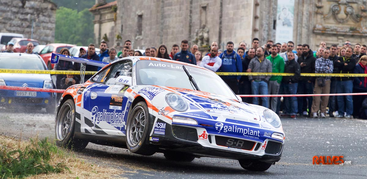 Pedro Burgo Porsche
